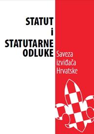 Naslovnica Statuta 2012