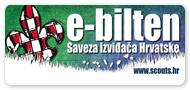 Prijava za E-bilten Saveza izviđača Hrvatske