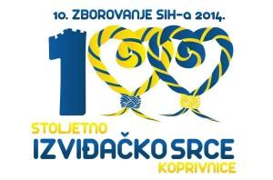 10. Zborovanje SIH-a logo