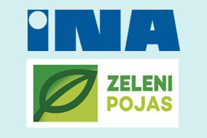 INA - Zeleni pojas